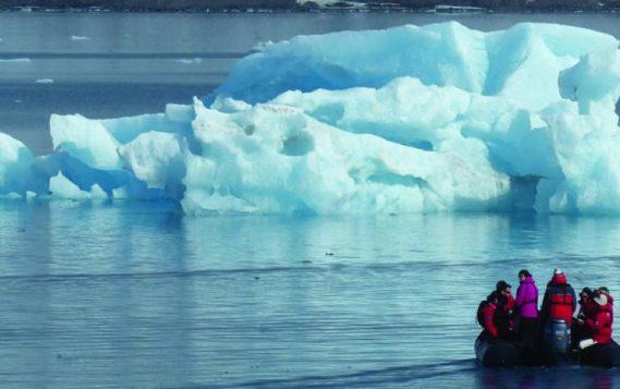 Ольга Смирнова: Чистая экосистема Арктики – залог здоровья планеты.