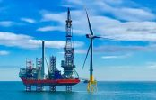 В Китае построят два судна, которые станут крупнейшими для обслуживания объектов морской ветроэнергетики