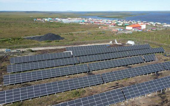 «Хевел» построила в Арктике две АГЭУ общей стоимостью более 200 млн. рублей