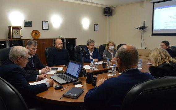 Заседание Оргкомитета Открытых Всероссийских соревнований профессионального мастерства оперативного персонала ТЭС 2021 года