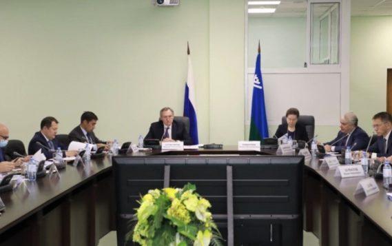 Николай Шульгинов: «Уральский федеральный округ показывает высокие темпы подготовки к осенне-зимнему периоду»