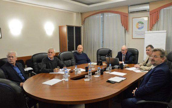 Заседание оргкомитета конкурса профмастерства в номинации «Лучший дежурный электромонтер 2021»