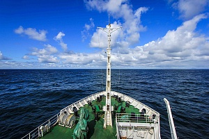 Экспедиция Плавучего университета ЮНЕСКО-МГУ изучит углеводородные системы Баренцева моря