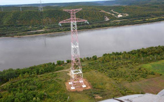 «Россети ФСК ЕЭС» провела техническое обслуживание энерготранзитов в Китай