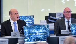 Мишустин: Россия вложит более 9 млрд рублей в развитие водородной энергетики