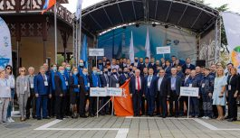 Открытие Всероссийских соревнований профессионального мастерства оперативного персонала ТЭС 2021 года
